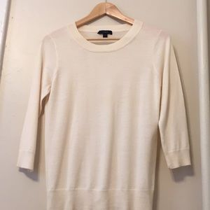 TWO J Crew Tippy Sweaters Size S